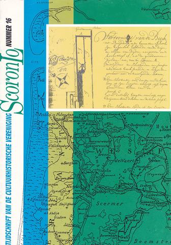Tijdschrift van cultuurhistorische vereniging Scoronlo 1997-01-01