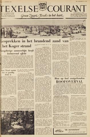 Texelsche Courant 1967-08-11