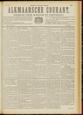 Alkmaarsche Courant 1918-06-03