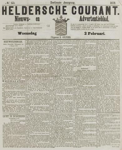Heldersche Courant 1876-02-02