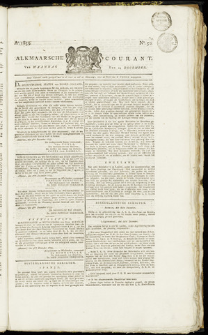 Alkmaarsche Courant 1835-12-14