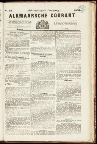 Alkmaarsche Courant 1866-06-03