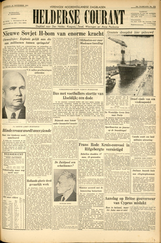 Heldersche Courant 1955-11-28
