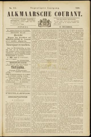 Alkmaarsche Courant 1888-12-23