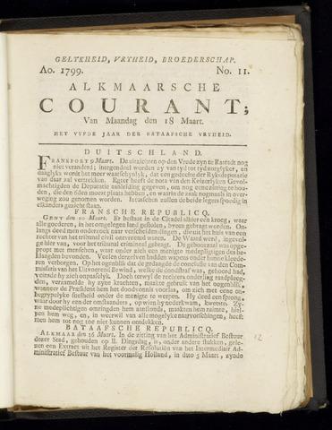 Alkmaarsche Courant 1799-03-18