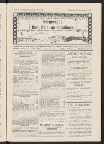 Bergensche bad-, duin- en boschbode 1935-08-17