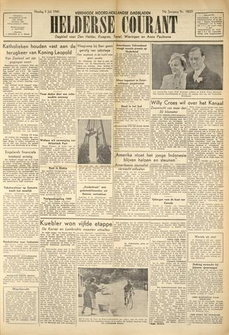 Heldersche Courant 1949-07-05