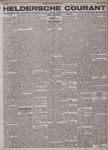Heldersche Courant 1918-09-12