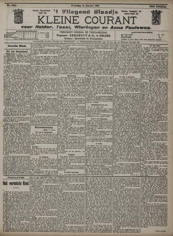 Vliegend blaadje : nieuws- en advertentiebode voor Den Helder 1908-01-18