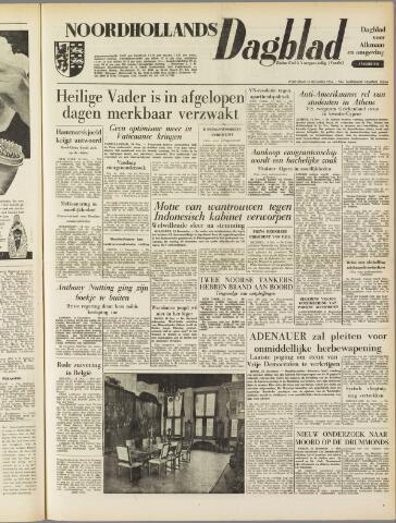 Noordhollands Dagblad : dagblad voor Alkmaar en omgeving 1954-12-15
