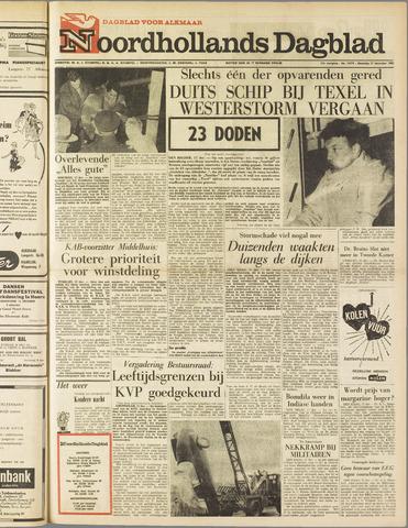 Noordhollands Dagblad : dagblad voor Alkmaar en omgeving 1962-12-17