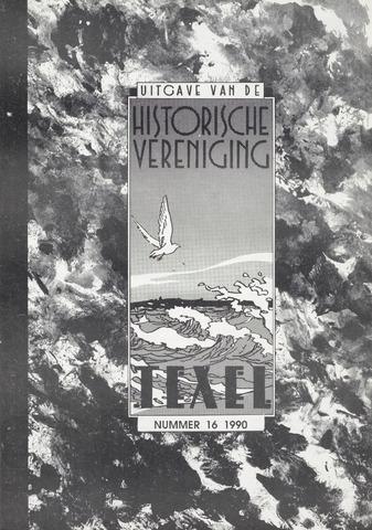 Uitgave Historische Vereniging Texel 1990-09-01