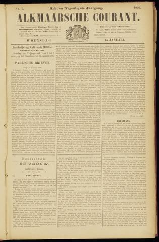 Alkmaarsche Courant 1896-01-15