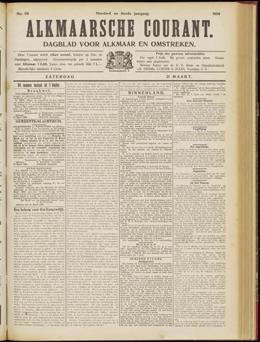 Alkmaarsche Courant 1908-03-21