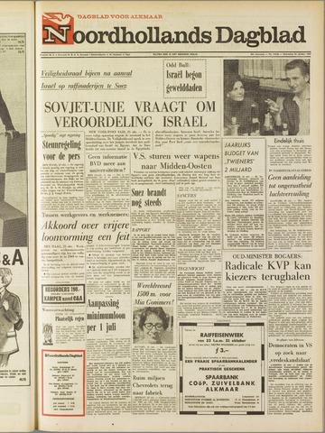 Noordhollands Dagblad : dagblad voor Alkmaar en omgeving 1967-10-25