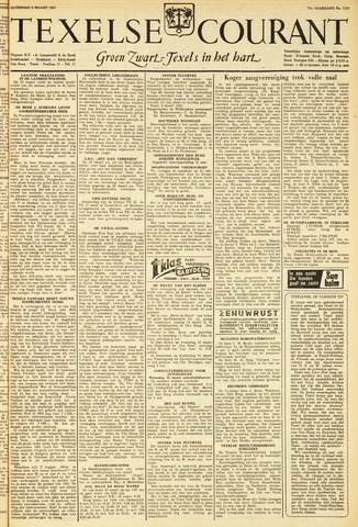 Texelsche Courant 1957-03-09