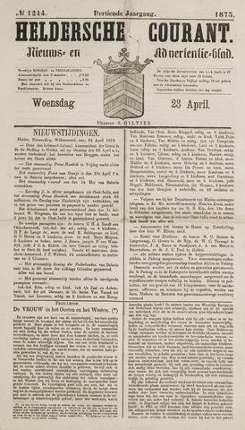 Heldersche Courant 1873-04-23