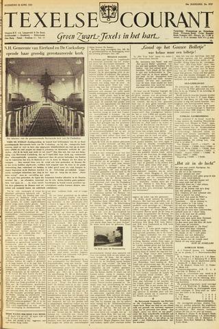 Texelsche Courant 1953-04-22