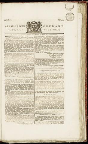 Alkmaarsche Courant 1831-12-05
