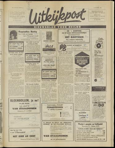 Uitkijkpost : nieuwsblad voor Heiloo e.o. 1971-11-10