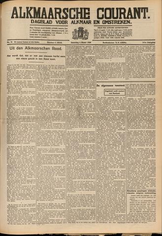 Alkmaarsche Courant 1939-03-04