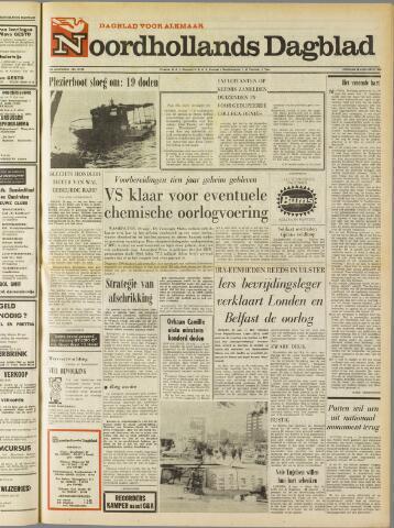 Noordhollands Dagblad : dagblad voor Alkmaar en omgeving 1969-08-19