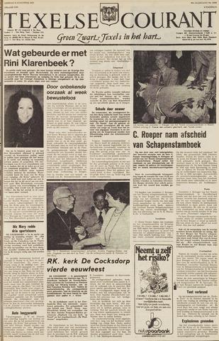 Texelsche Courant 1977-08-09