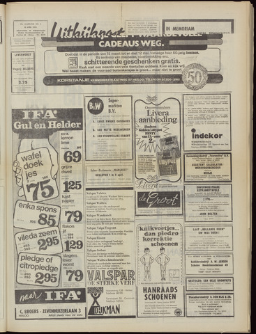 Uitkijkpost : nieuwsblad voor Heiloo e.o. 1974-04-10