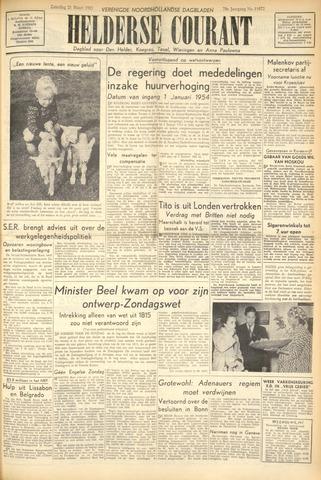 Heldersche Courant 1953-03-21