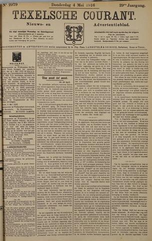 Texelsche Courant 1916-05-04