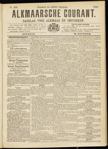 Alkmaarsche Courant 1906-10-30