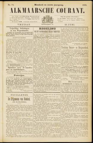 Alkmaarsche Courant 1899-06-23