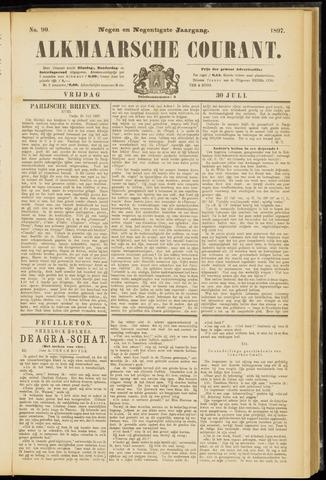 Alkmaarsche Courant 1897-07-30