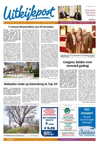 Uitkijkpost : nieuwsblad voor Heiloo e.o. 2018-02-07