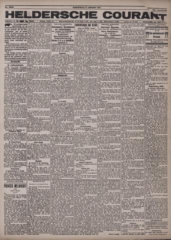 Heldersche Courant 1919-01-09