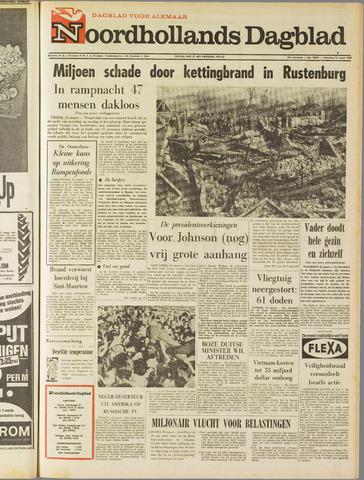Noordhollands Dagblad : dagblad voor Alkmaar en omgeving 1968-03-25
