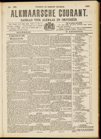 Alkmaarsche Courant 1907-08-17