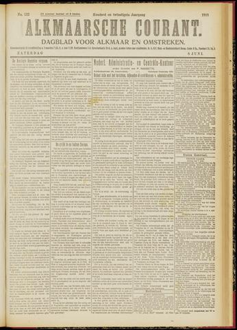 Alkmaarsche Courant 1918-06-08