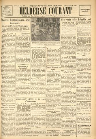 Heldersche Courant 1948-08-06