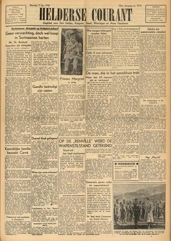 Heldersche Courant 1948-01-19