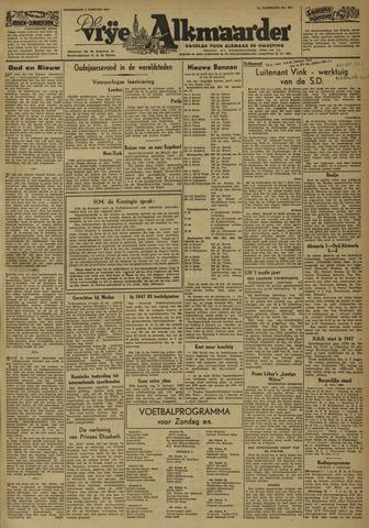 De Vrije Alkmaarder 1947