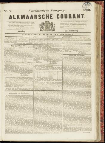 Alkmaarsche Courant 1862-02-23