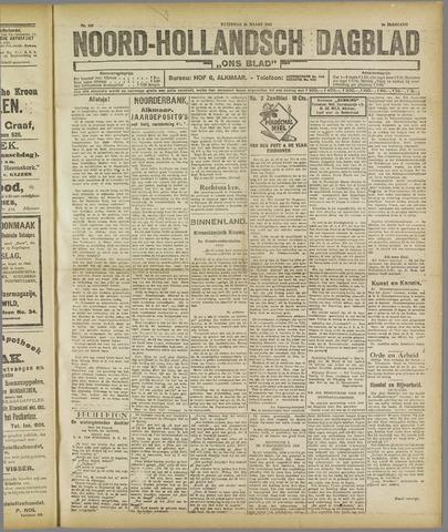 Ons Blad : katholiek nieuwsblad voor N-H 1921-03-26
