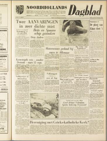 Noordhollands Dagblad : dagblad voor Alkmaar en omgeving 1959-08-24
