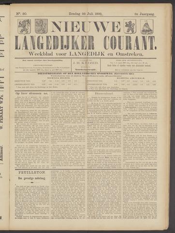 Nieuwe Langedijker Courant 1893-07-23
