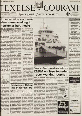 Texelsche Courant 1995-11-03