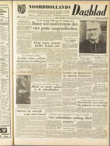 Noordhollands Dagblad : dagblad voor Alkmaar en omgeving 1959-02-03