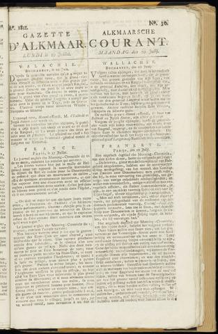 Alkmaarsche Courant 1811-07-29