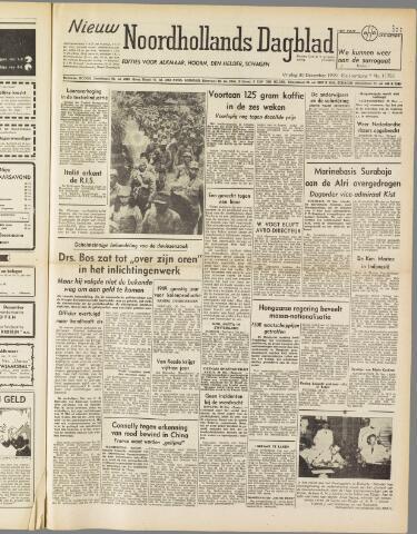 Nieuw Noordhollandsch Dagblad : voor Alkmaar en omgeving 1949-12-30