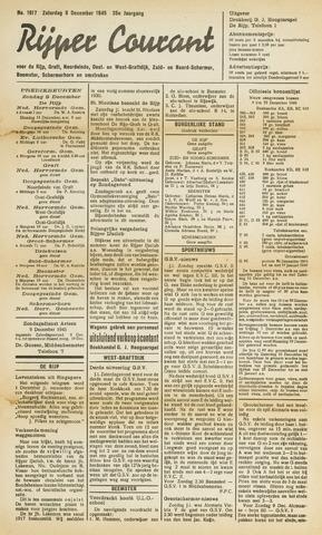 Rijper Courant 1945-12-08